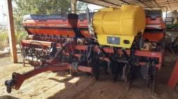 Plantadeira baldan SPA 5000 mega flex 11 linhas