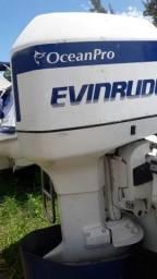 Motor de Popa Evinrude 225 HP (Excelente estado)