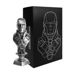 Mini busto Lex Luthor de steel legends!
