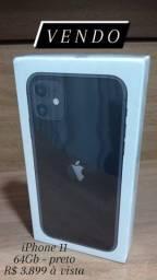 iPhone 11 - 64GB Preto