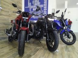 Dê o primeiro passo para a conquista da sua Yamaha Zero KM! Nova Fazer 250 ABS 2022