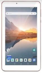 """Tablet Multilaser M7S Plus 7"""" 8GB dourado com 1GB de memória RAM"""