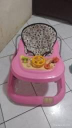 Andador infantil feminina