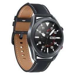 Smartwatch Samsung Galaxy Watch3 LTE (41mm) Prata Lacrado Nota Fiscal