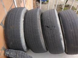Vendo 4 pneus 195/65/R15