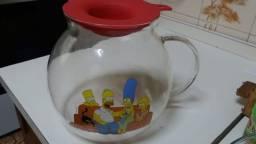 Pipoqueira de microondas Simpsons
