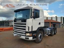 Scania R124 6X2 400 2002