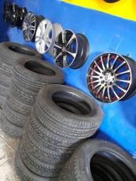 Pneus pra você ligue e pneus 15 na promoção por 230