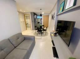 Super oportunidade! Apartamento com 2 quartos mobiliado em Tambaú - Eco summer