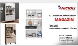 Kit cozinha Magazine 90 novo da fabrica