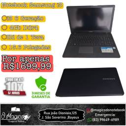 Notebook Samsung Core i3