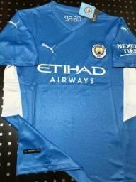 Título do anúncio: Manchester City 21/22 Torcedor