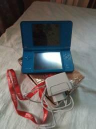 Nitendo DS xl Com cartão R4 pra vender logo!