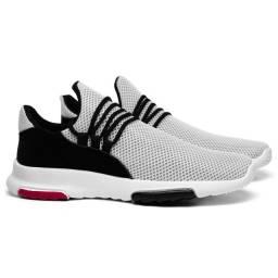 Tênis Sneaker Branco (Pagamento via OLX)