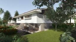 CRS Luxuosa Casa 5 Suítes 3 pavimentos 4 Vagas Condomínio no Poço 258 M² Alto Padrão