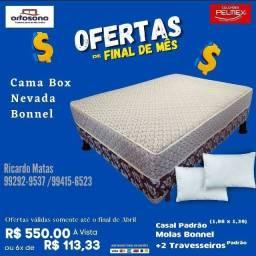 """cama box de molas casal !!!!!!!!!""""""""""""""""!!!!!"""