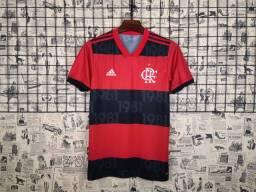 Camisa do Flamengo - Versão Torcedor 21/22