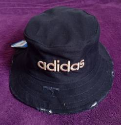 Chapéu bucket Adidas preto