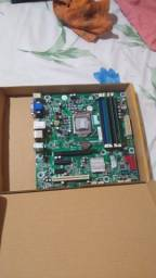 kit (i3 540, ipmip-gs, 8 giga de ram (1x4gb,2x2gb), (Vendo ou Troco)