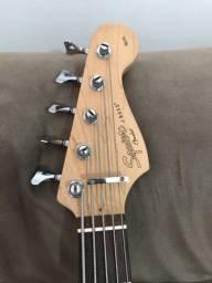 Baixo Squier affinity jass bass 2000,00
