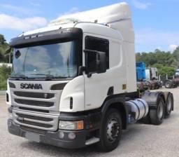 Scania P360 parcelamento facilitado
