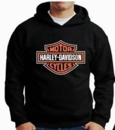 Moletom Harley Davidson