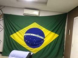 Bandeira gigante do Brasil (4x3metros) 350 reais