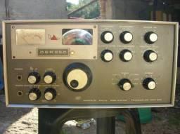 Radio Delta 550 troco p amplificador valvulado