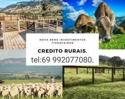 Crédito rural.
