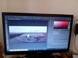 Vendo monitor 20 polegadas VGA