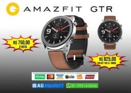 Amazfit GTR 47mm A1902 GPS - Prata - Xiaomi