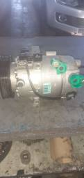 Compressor de ar condicionado automotivo
