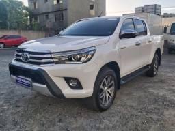 Toyota Hilux Srx 2.8 Diesel Apenas 4.656 km rodados
