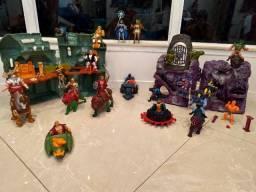 Coleção He-man e She-ra
