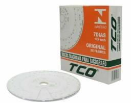 Título do anúncio: disco tacografo semanal 125km TCO