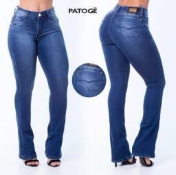 Calça jeans PATOGÊ