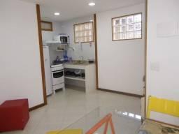 Apartamento mobiliado Ilha da Gigóia | 1 Dormitório | Barra da Tijuca (Apto 202)