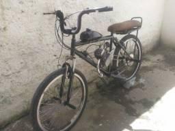 Bike motorizada 80cc com nota
