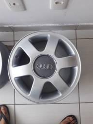 Título do anúncio: Rodas de Audi A3 lindas