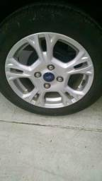 Roda aro 15 New Fiesta (Ka)