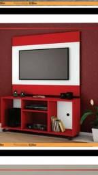 Conjunto Aruba (Rack/Painel) para Tv até 42 polegadas  Entrega em 3 dias úteis