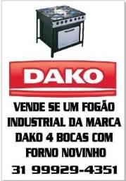 Fogão dako industrial