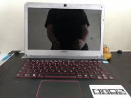 Notebook Sony Vaio Sve14ae13x, 6gbram, 500gb Hd, I5 (3ª Ger