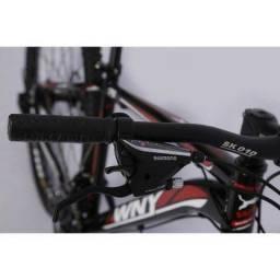 Bicicleta Absolute 2.1 Aro 29 Freios A Disco- Cor Preto E vermelho/NOVA
