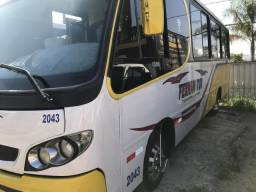 Microônibus comil vw - 2002