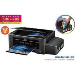 Impressora multifuncional EPSON ECO TANK L373 - Wi-Fi