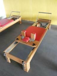 Pilates equipamentos