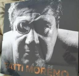 Livro: A Arte de Tatti Moreno