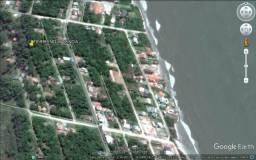 Terreno pronto para construir, 400 metros da praia