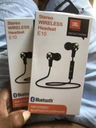 Headphone JBL via Bluetooth